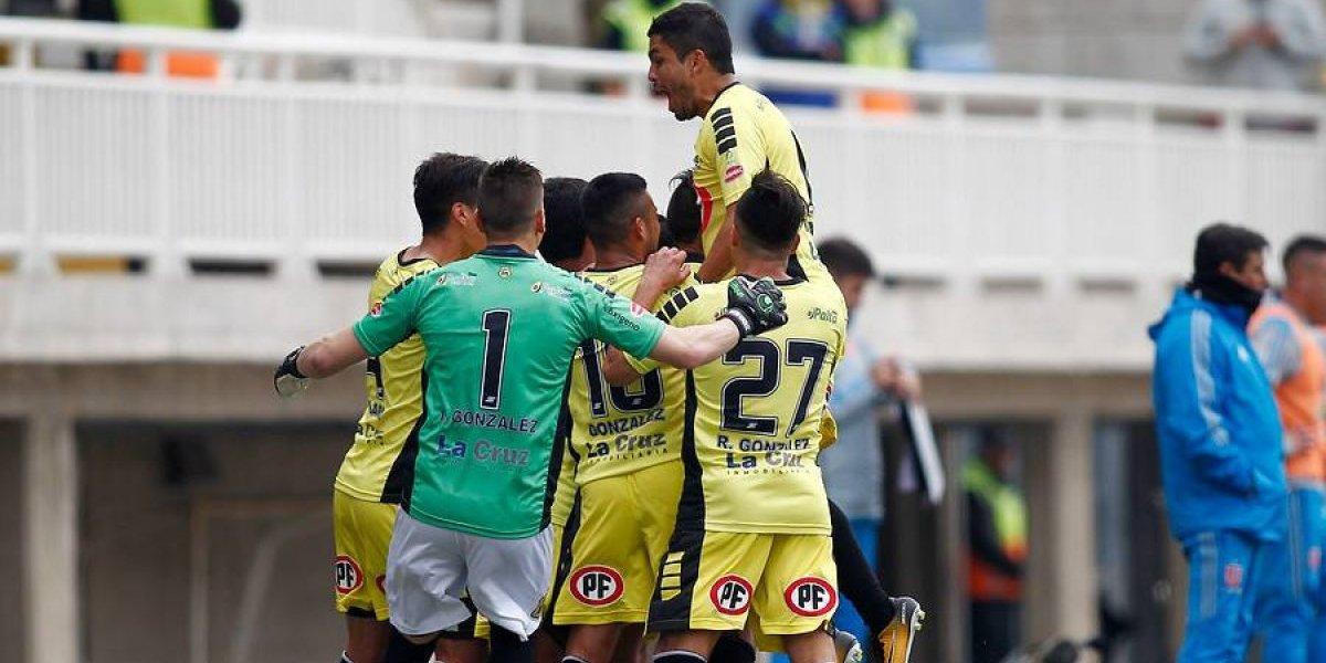 San Luis vs Universidad de Chile en directo y online: Copa Chile
