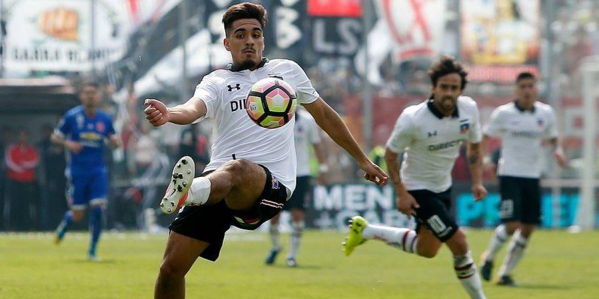 """Colo Colo en alerta ante posible suspensión de Valdivia: """"Sería bastante exagerado"""""""