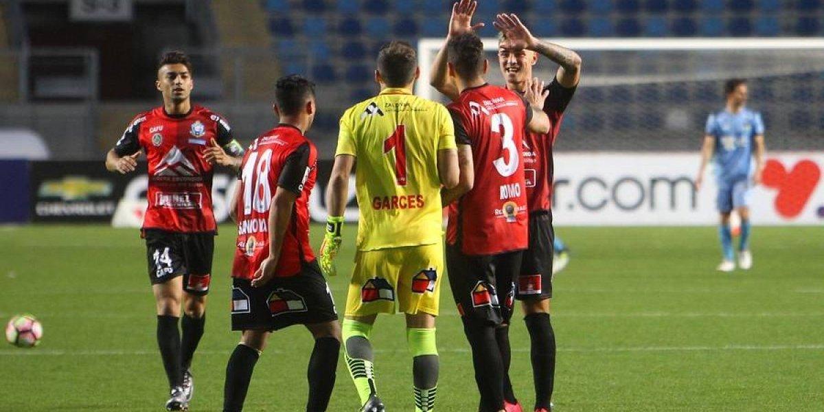 Minuto a minuto: Curicó y Antofagasta abren los cuartos de final de Copa Chile