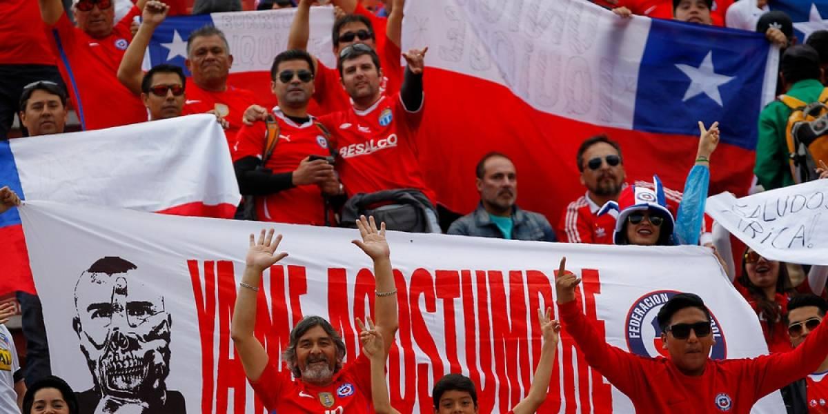 Chile podría recibir un nuevo castigo de la FIFA por cantos xenófobos y homofóbicos en Bolivia