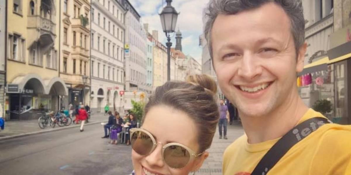 Sandy e Lucas Lima comemoram nove anos de casados