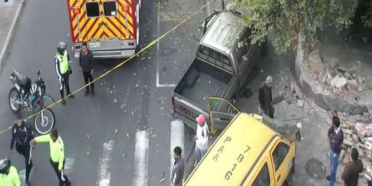 17 niños involucrados en accidente de tránsito en Quito