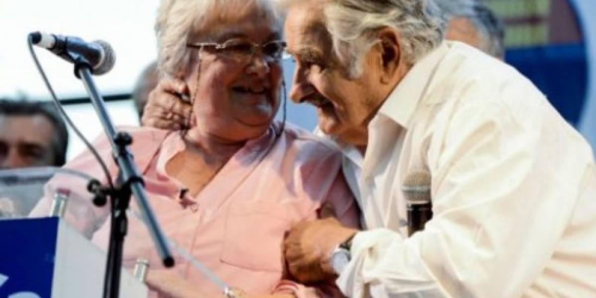 Esposa de José Mujica asume vicepresidencia de Uruguay