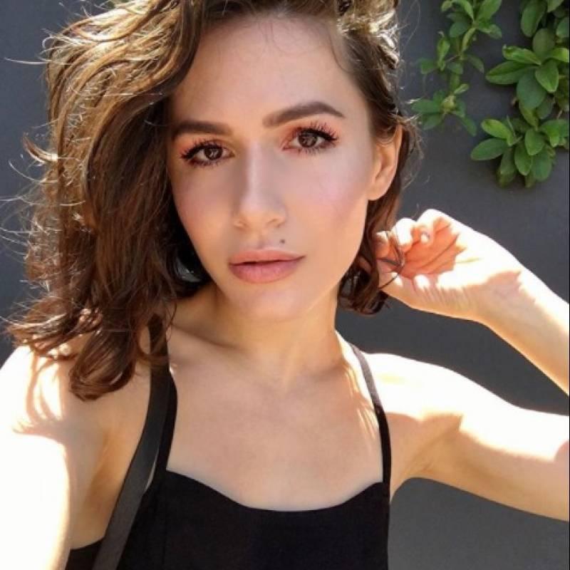 Instagram Erin Sanders