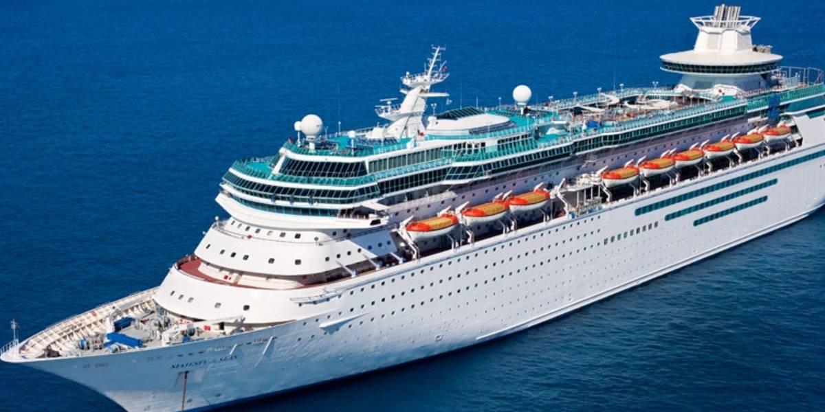 Retrasada llegada de crucero con miles de damnificados de Saint Thomas