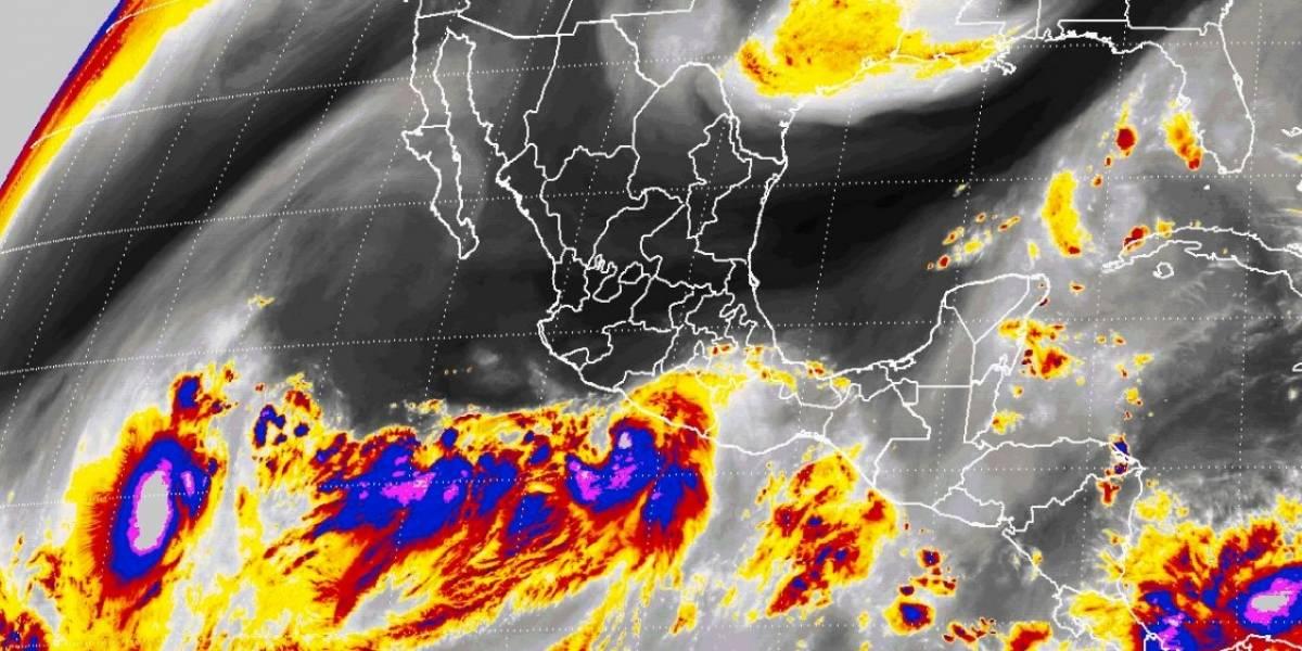 Se forma tormenta tropical Max al sur de Guerrero