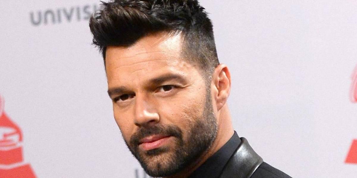 ¡Confirmado!  Ricky Martin dará concierto en el Zócalo