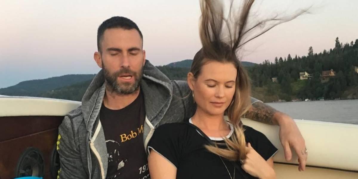 Adam Levine y Behati Prinsloo serán padres de nuevo