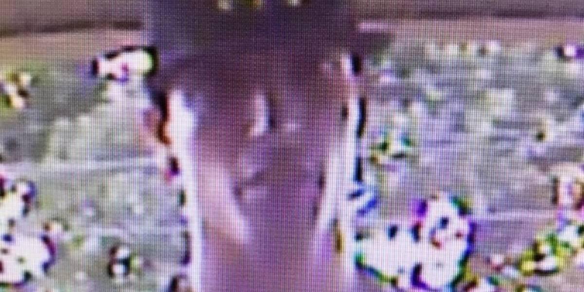 Buscan sujeto por robo a un banco en Arroyo