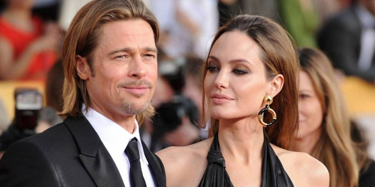 Angelina Jolie revela razón por la que se divorció de Brad Pitt