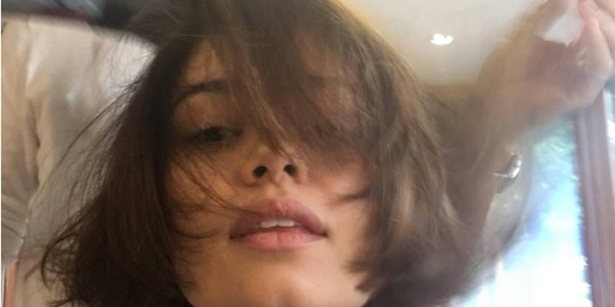 Sophie Charlotte corta o cabelo e se despede da supersérie Os Dias Eram Assim