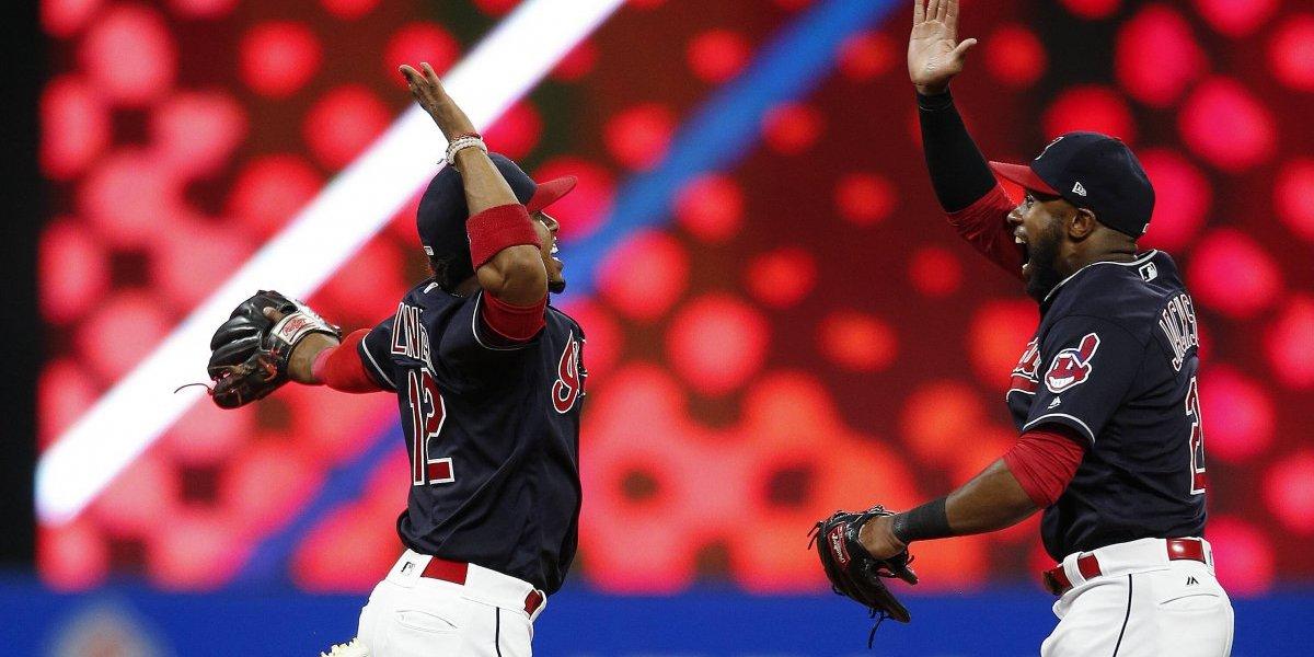 Lindor conecta Home Run 30 en 20ma victoria corrida de los Indios