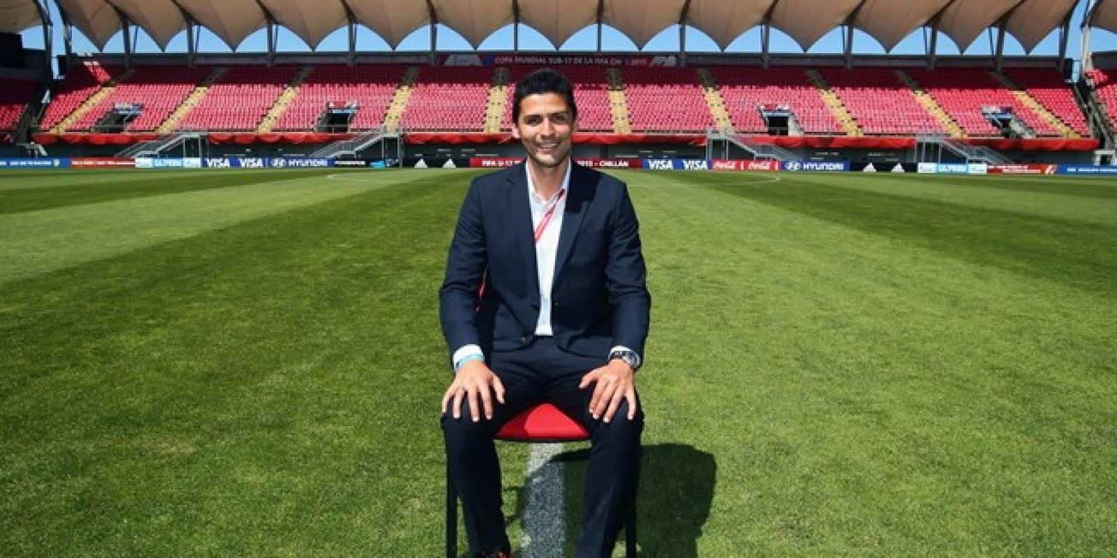 Juan Francisco Viveros fue una de las promesas de la Sub 17 que llegó al Mundial de Egipto que no pudo rendir en Europa / imagen: Getty Images-FIFA