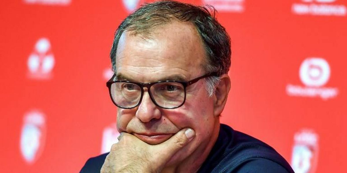 """Bielsa en estado puro: vio 1.800 partidos para armar al Lille y dice que """"no debería pertenecer"""" al fútbol francés"""