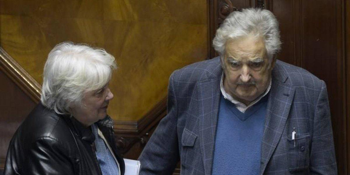 Esposa de Pepe Mujica asume el reto de ser vicepresidenta de Uruguay