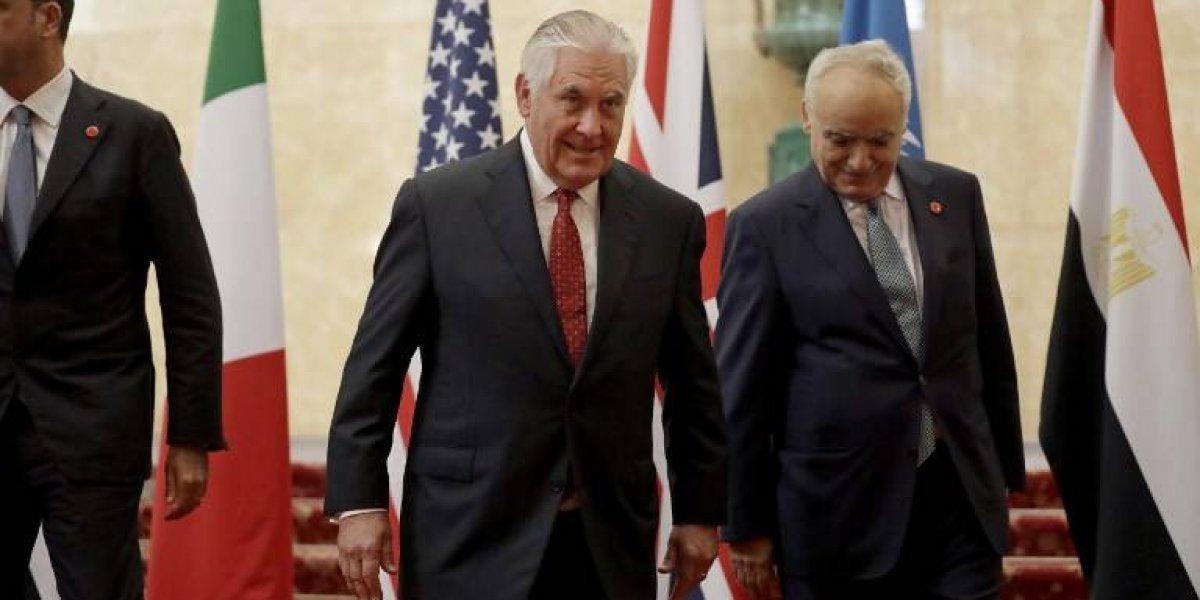 Estados Unidos aplica sanciones económicas a Irán