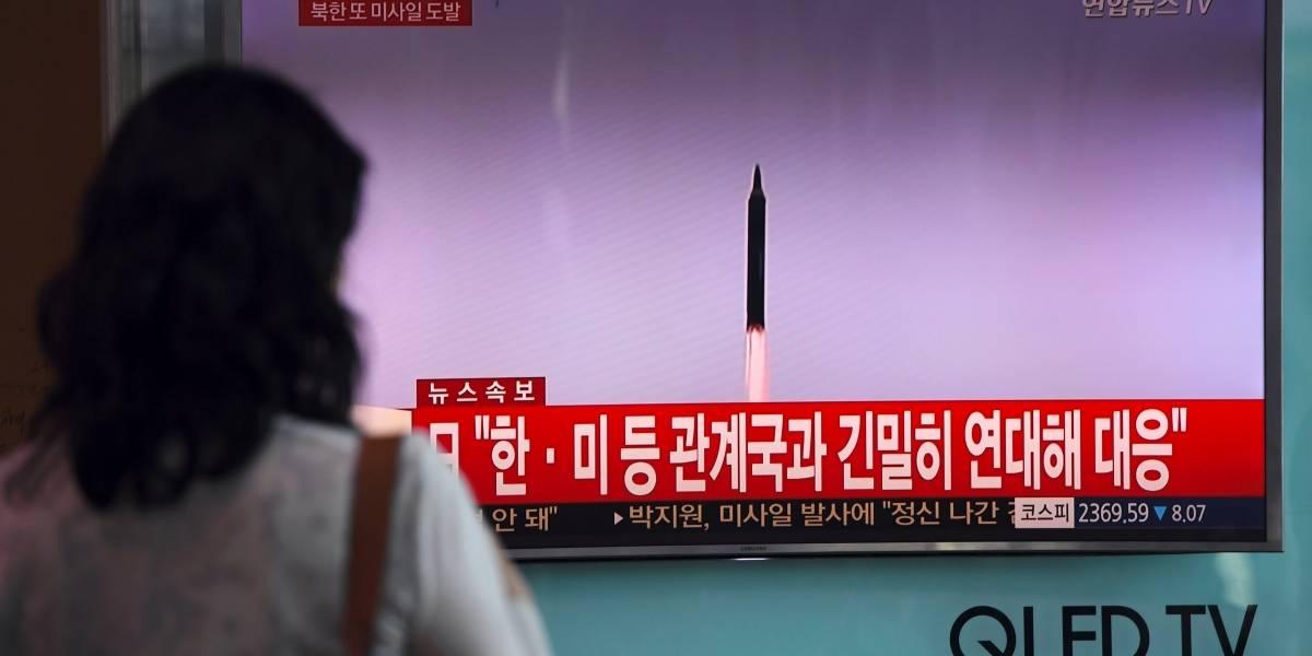 """EE.UU pide a China y Rusia tomar protagonismo ante el """"irresponsable"""" disparo norcoreano"""