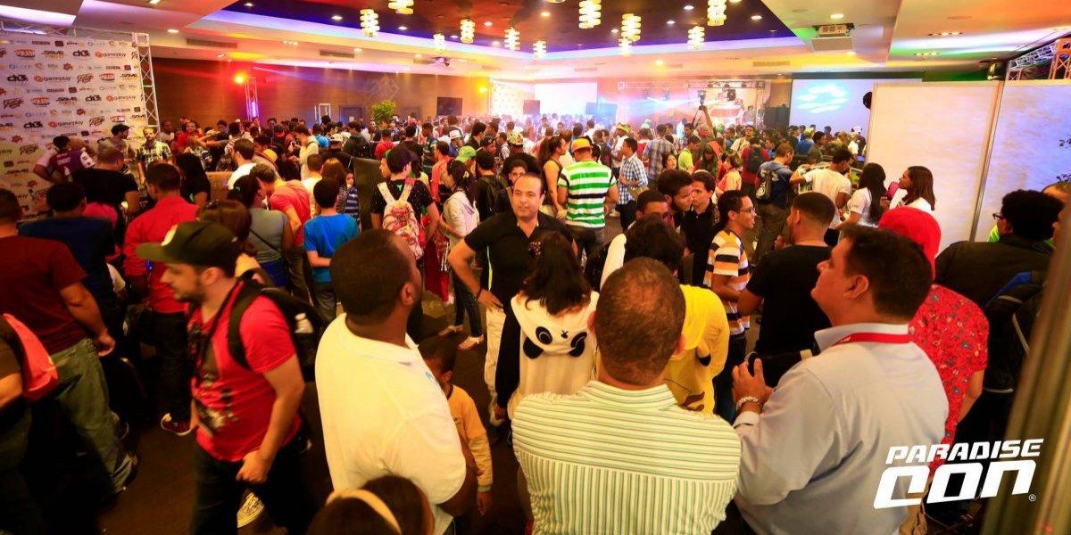 El Paradise Con 2017 espera la asistencia de 8,000 fanáticos