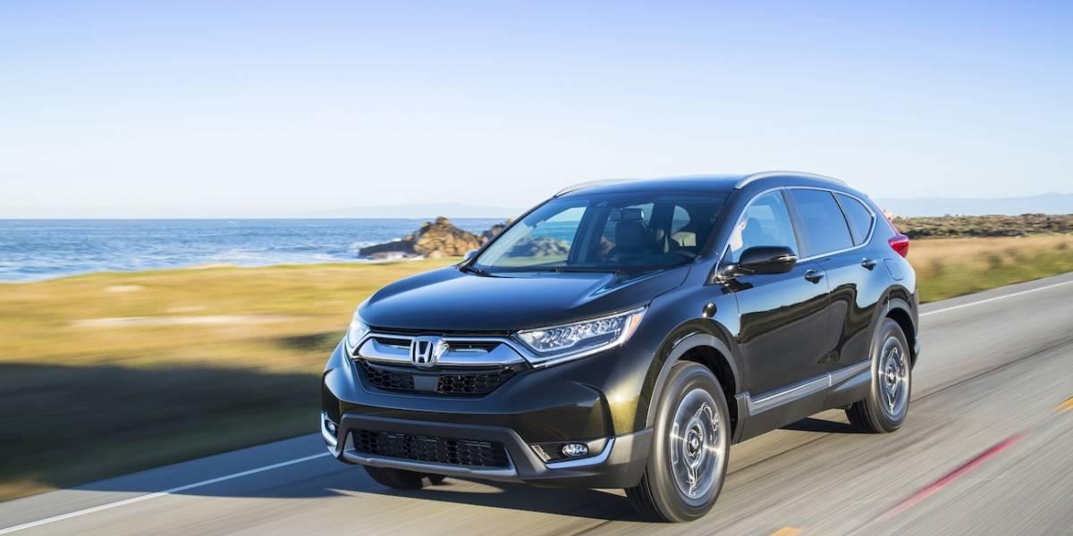 Más grande y estiloso luce la quinta generación del Honda CR-V