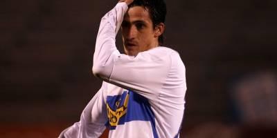 Milovan Mirosevic (Universidad Católica) / imagen: Photosport