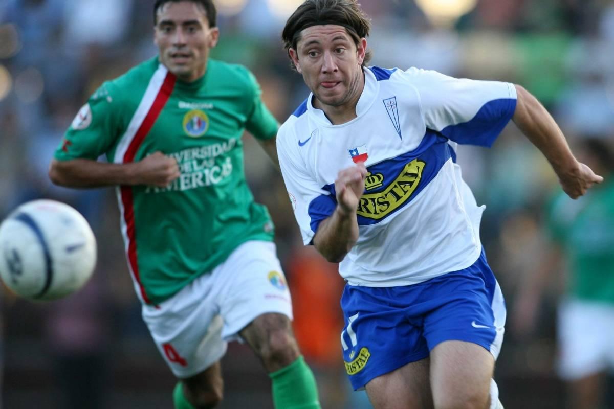 Ignacio Quinteros (Colo Colo) / imagen: Photosport