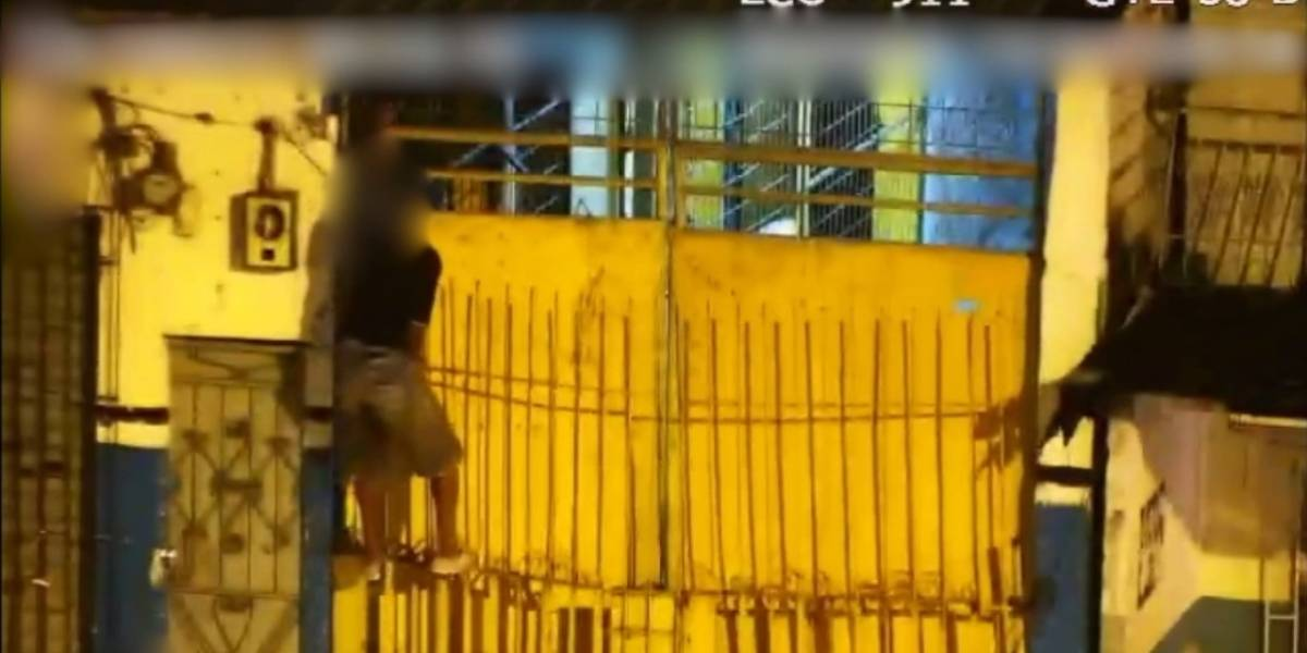 Presunto intento de robo fue frustrado en Guayaquil