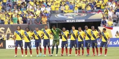 Selección Ecuador