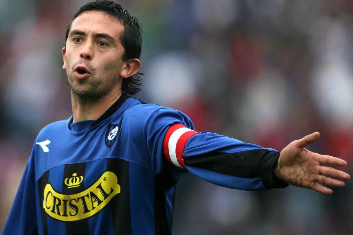 Cristian Reynero (Huachipato) / imagen: Photosport