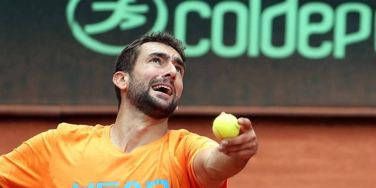 Copa Davis: definidos los enfrentamientos entre Colombia y Croacia