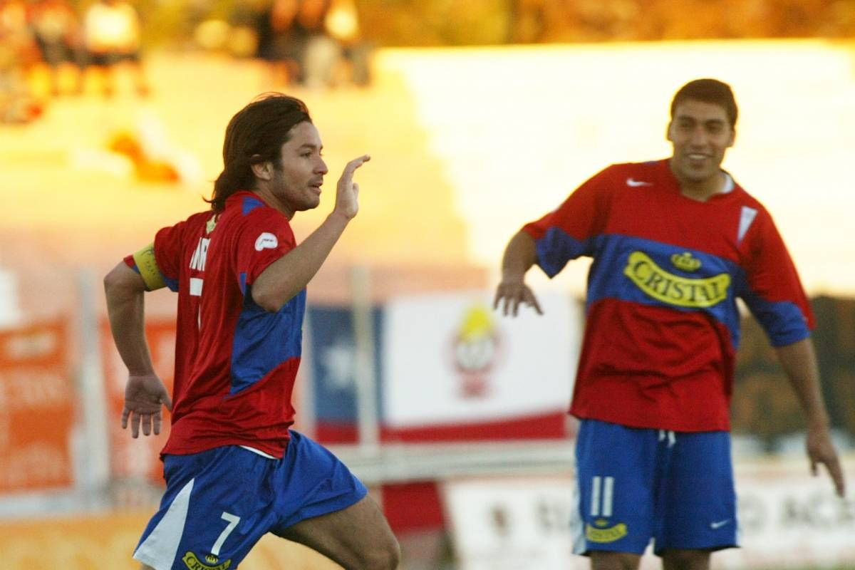 Francisco Arrué (Colo Colo) / imagen: Photosport
