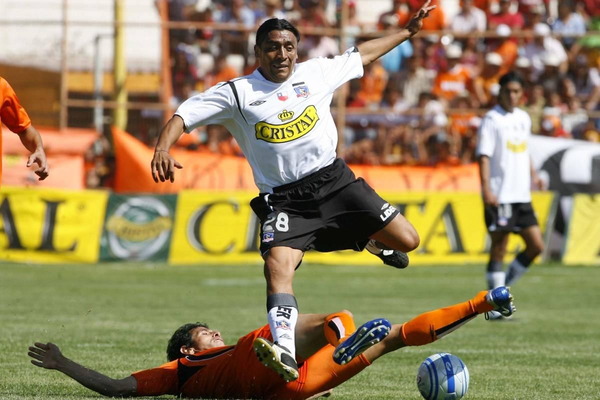 Rodrigo Meléndez (Cobreloa) / imagen: Photosport