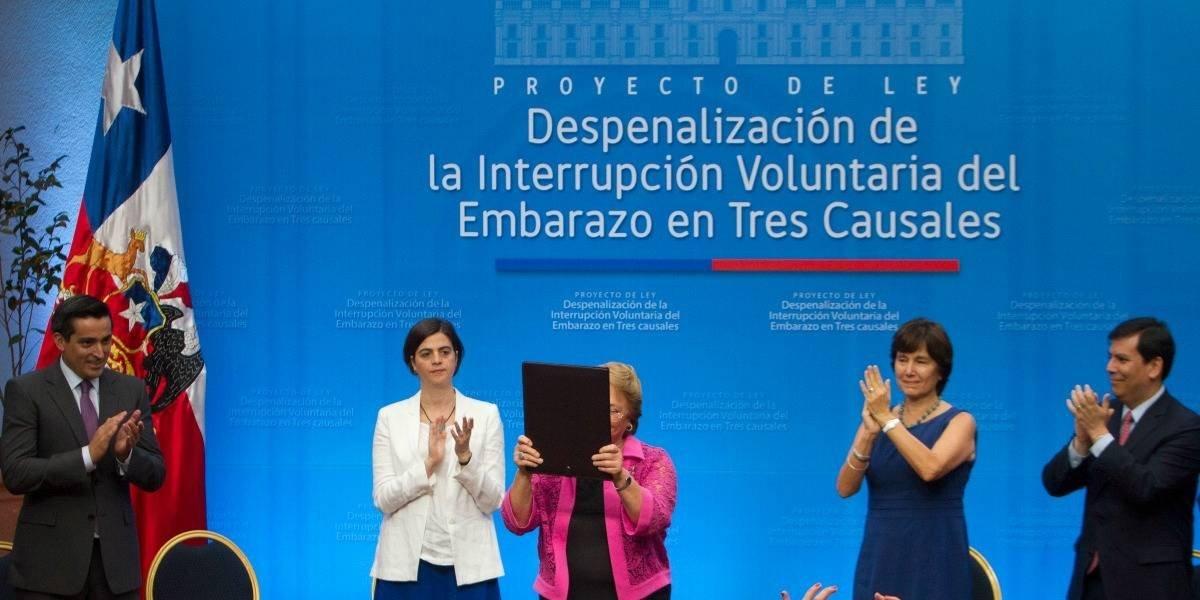 Presidenta Bachelet promulga hoy ley de despenalización del aborto en tres causales