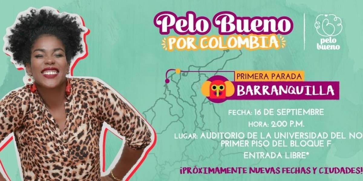 Mujeres y hombres con cabello rizado y afro buscan la aceptación de su imagen en Barranquilla