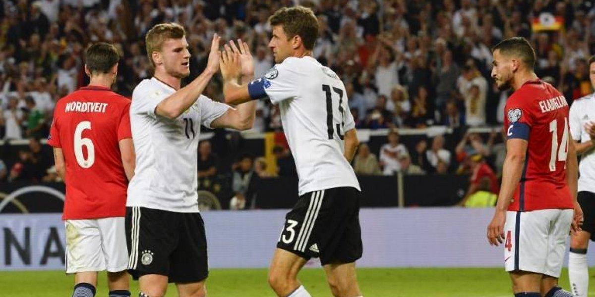 Brasil le cede a Alemania el primer lugar en el ranquin de la FIFA