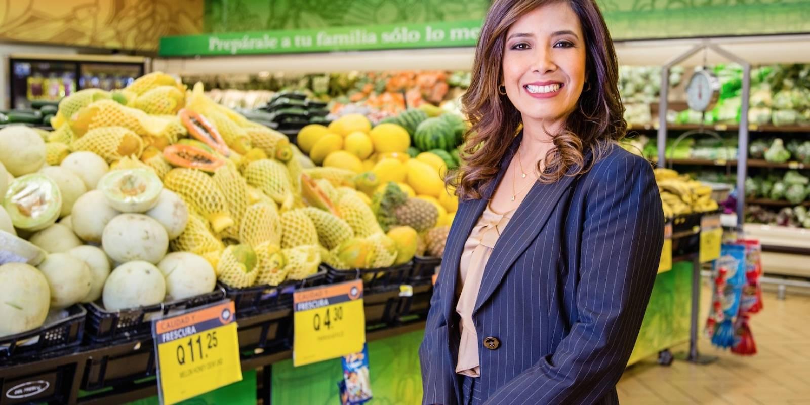 Ana Chan, gerente de Asuntos Corporativos de Walmart para México y Centroamérica