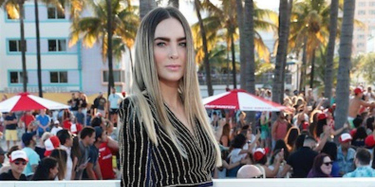 Belinda responde críticas de su exnovio