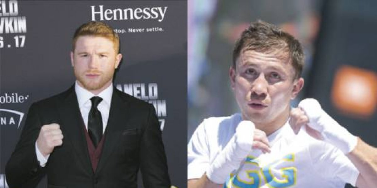 """Canelo"" Álvarez vs Gennady Golovkin: Lo mejor del boxeo sube al ring este sábado"