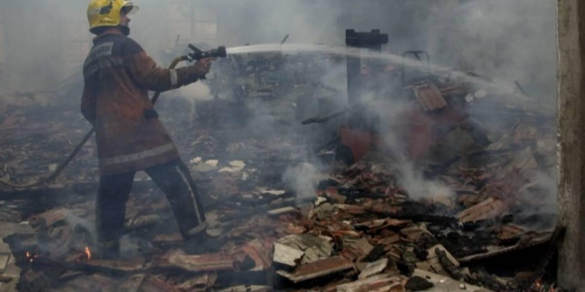 Curso gratis para atender emergencias (temblores, incendios, etc) en Bogotá