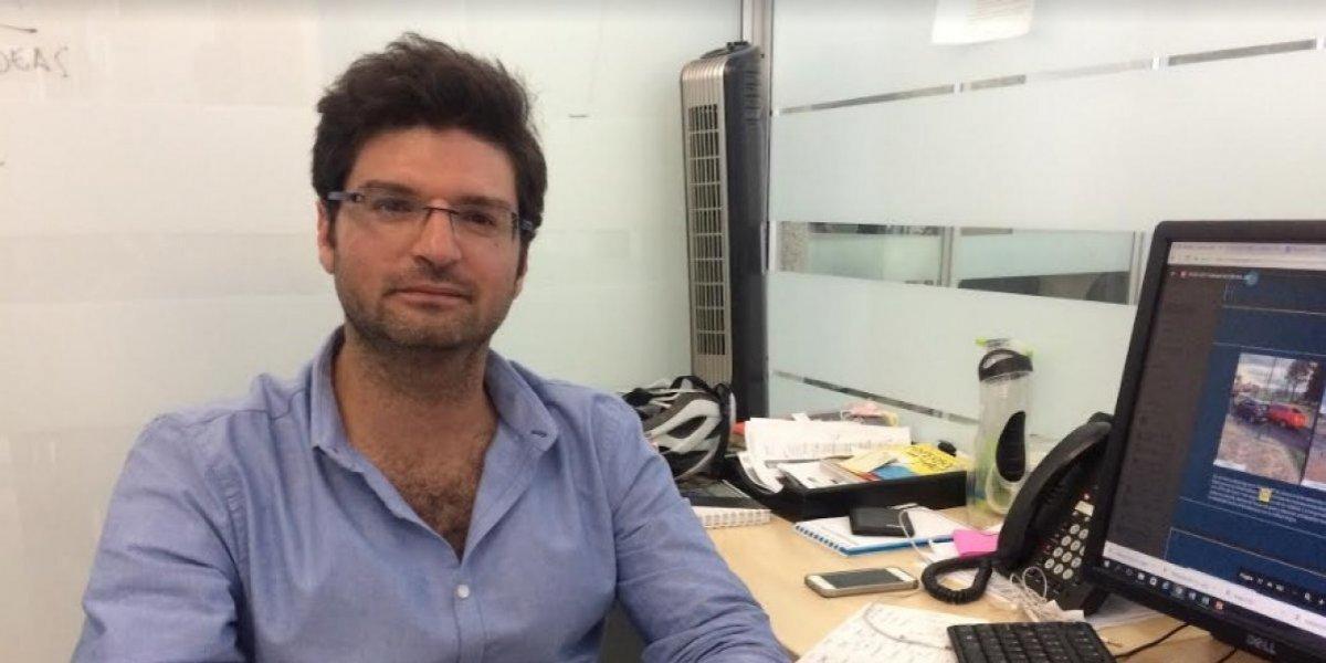 """""""Somos la cara de los ciclistas en Bogotá"""": David Uniman, gerente de la bicicleta"""