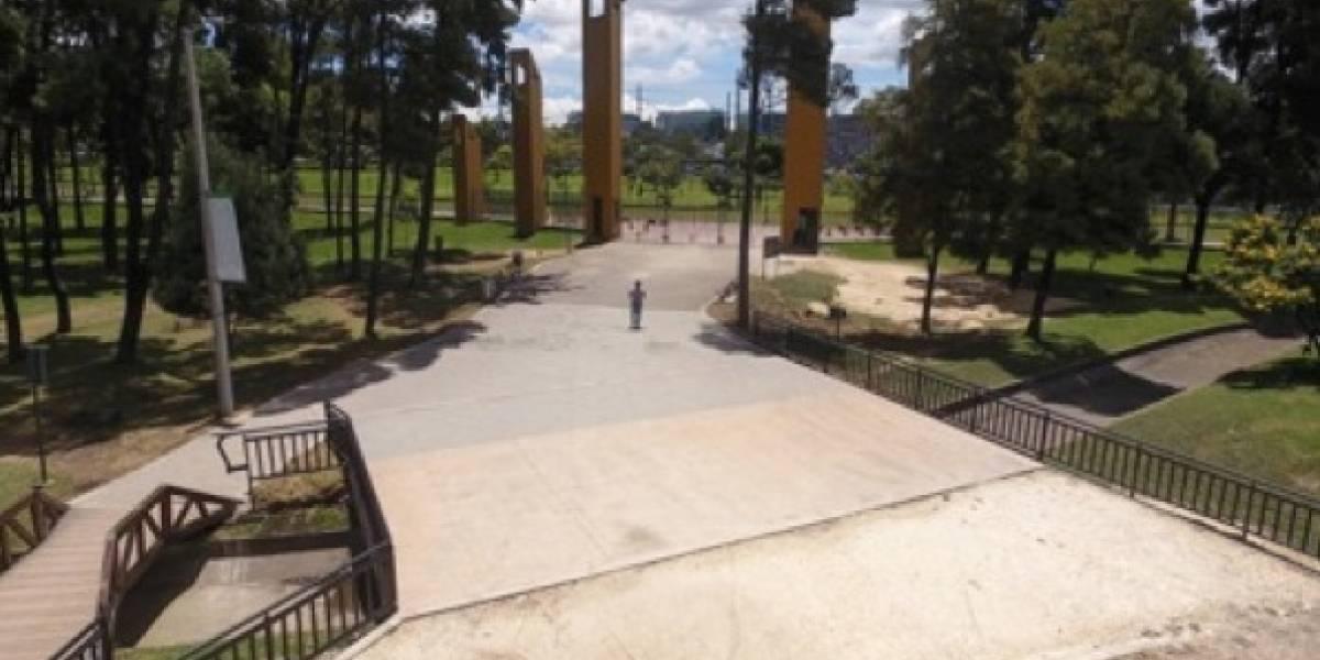 Reabren el parque Metropolitano Simón Bolívar tras la visita del papa