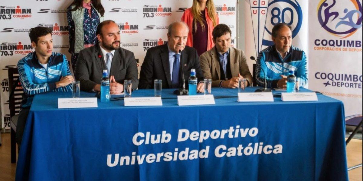 El Ironman de Coquimbo ya tiene la polera que transpirarán los atletas
