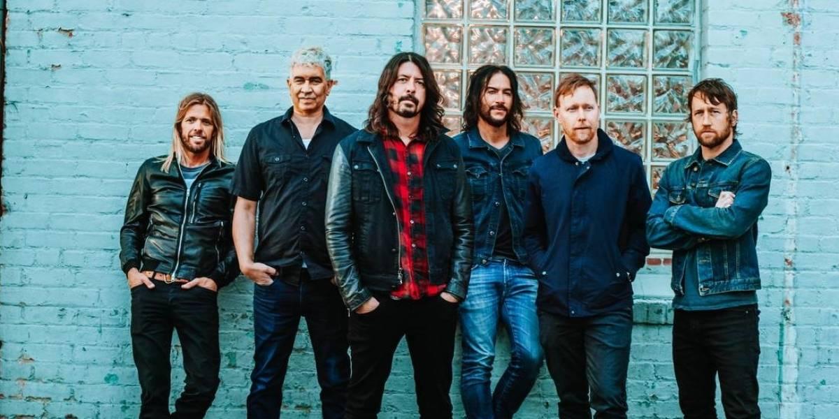 ¡Acabó la cuenta regresiva! Foo Fighters regresa con su 'Concrete and Gold'