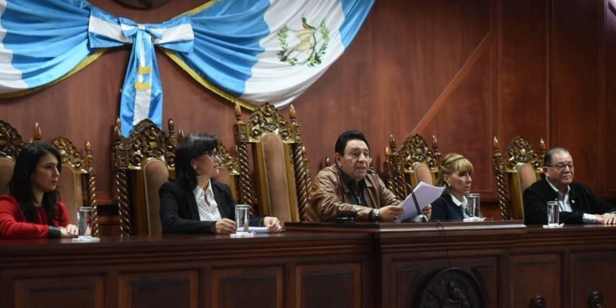 CC suspende la aprobación de reformas al Código Penal