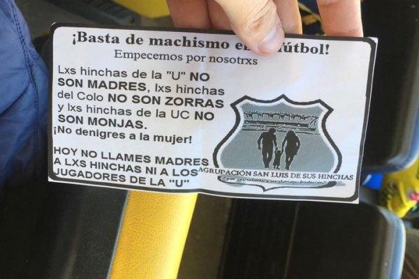 La campaña de San Luis / imagen: Diego Espinoza-El Gráfico Chile