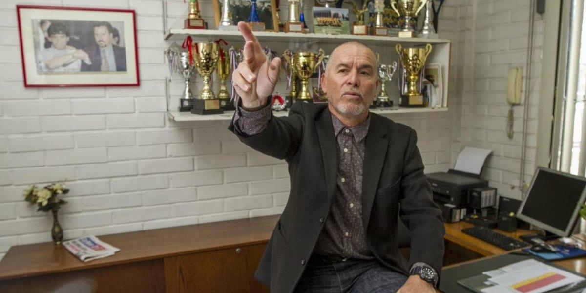 """Carlos Ramos, líder de la """"guerrilla"""" de los futbolistas chilenos: """"Nos metimos al pantano y tiramos los balazos"""""""