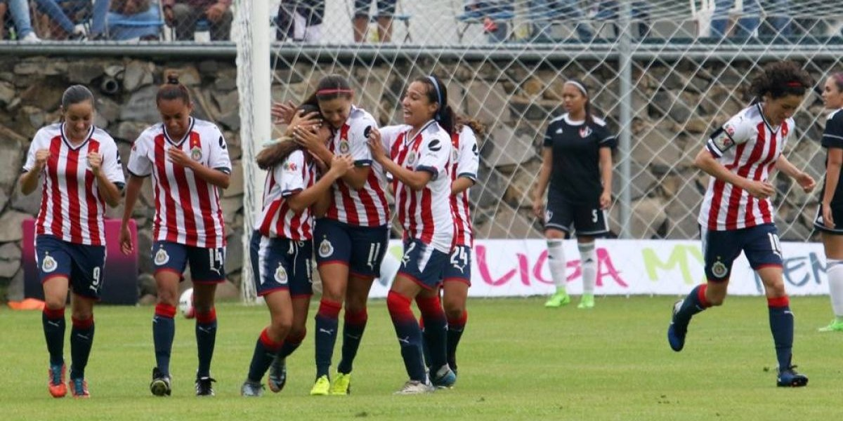 Atlas y Chivas empatan en el 'Clásico Tapatío' de la Liga Femenil