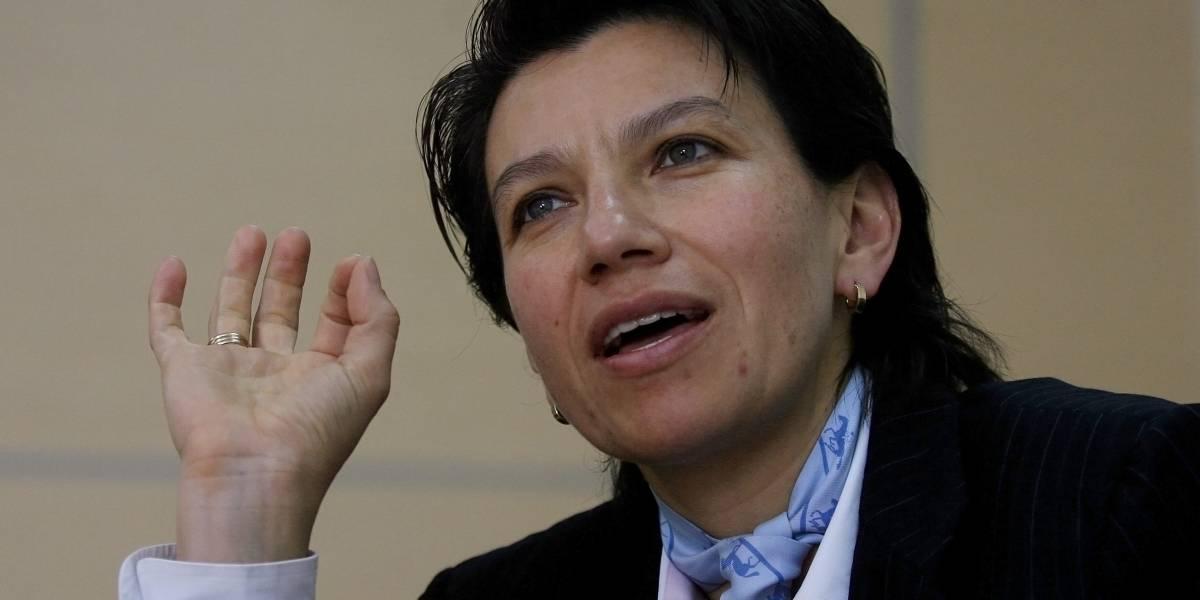Claudia López es elegida candidata presidencial de la Alianza Verde