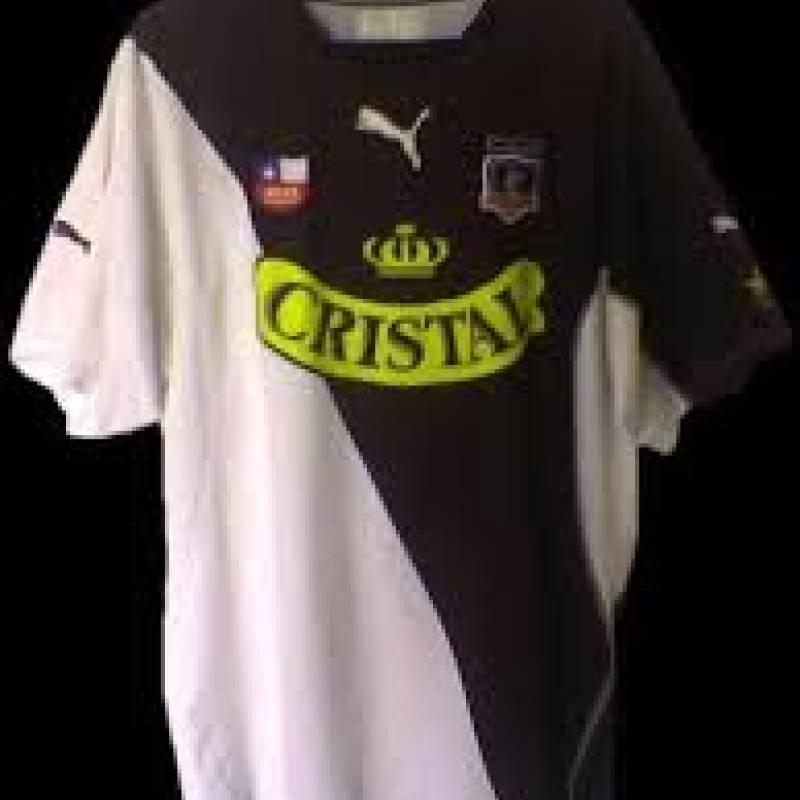 2003: Llamativo modelo que se utilizó en la Libertadores (Puma)