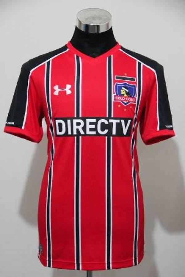 2017: El modelo alternativo que se utilizó en Copa Chile (Under Armour)