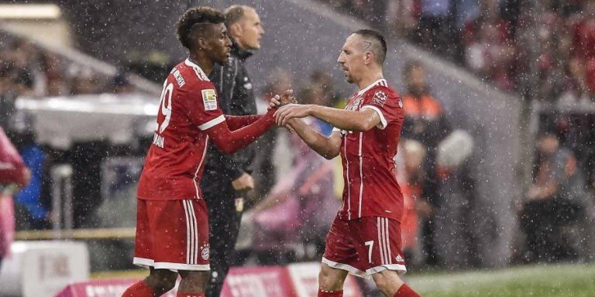 Una figura del Bayern de Múnich es condenada por violencia doméstica